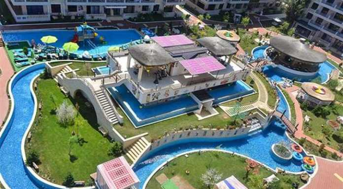 Complex Phoenicia Holiday Resort