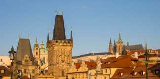 City break Praga FOTO: Roman Boed/Flickr