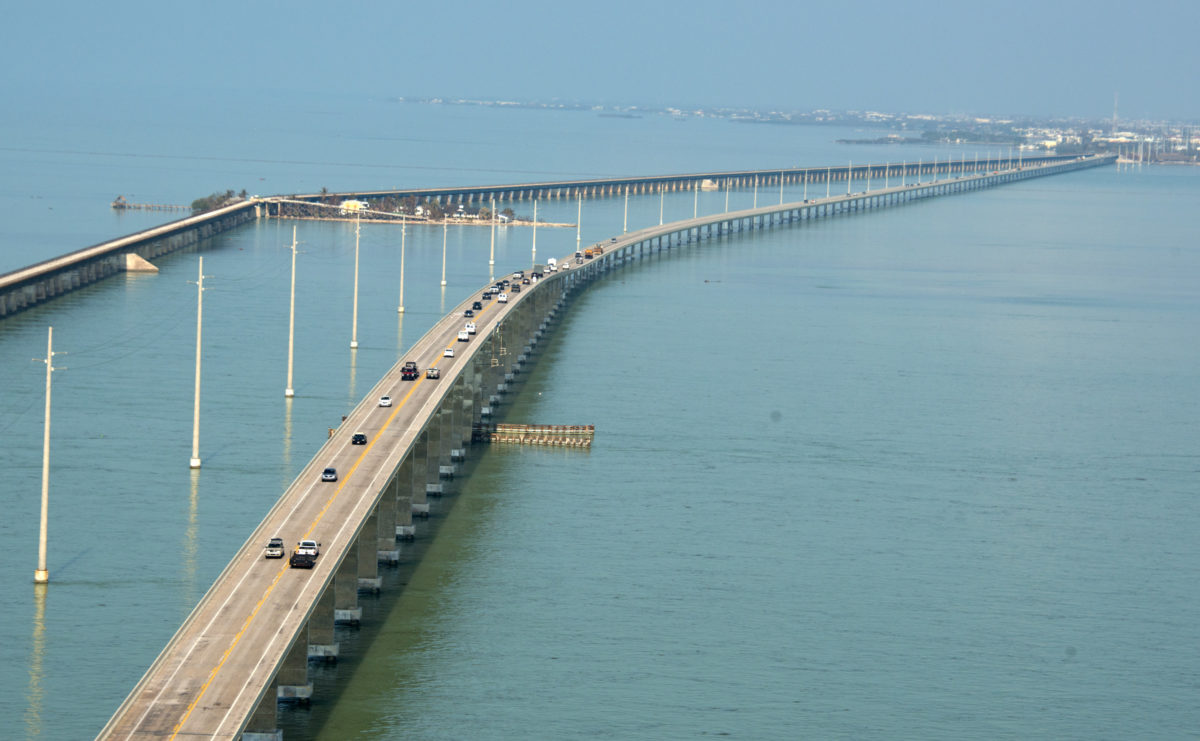 Seven Mile Bridge. Sursa foto: Andy Newman/Florida Keys News Bureau/ miami.com