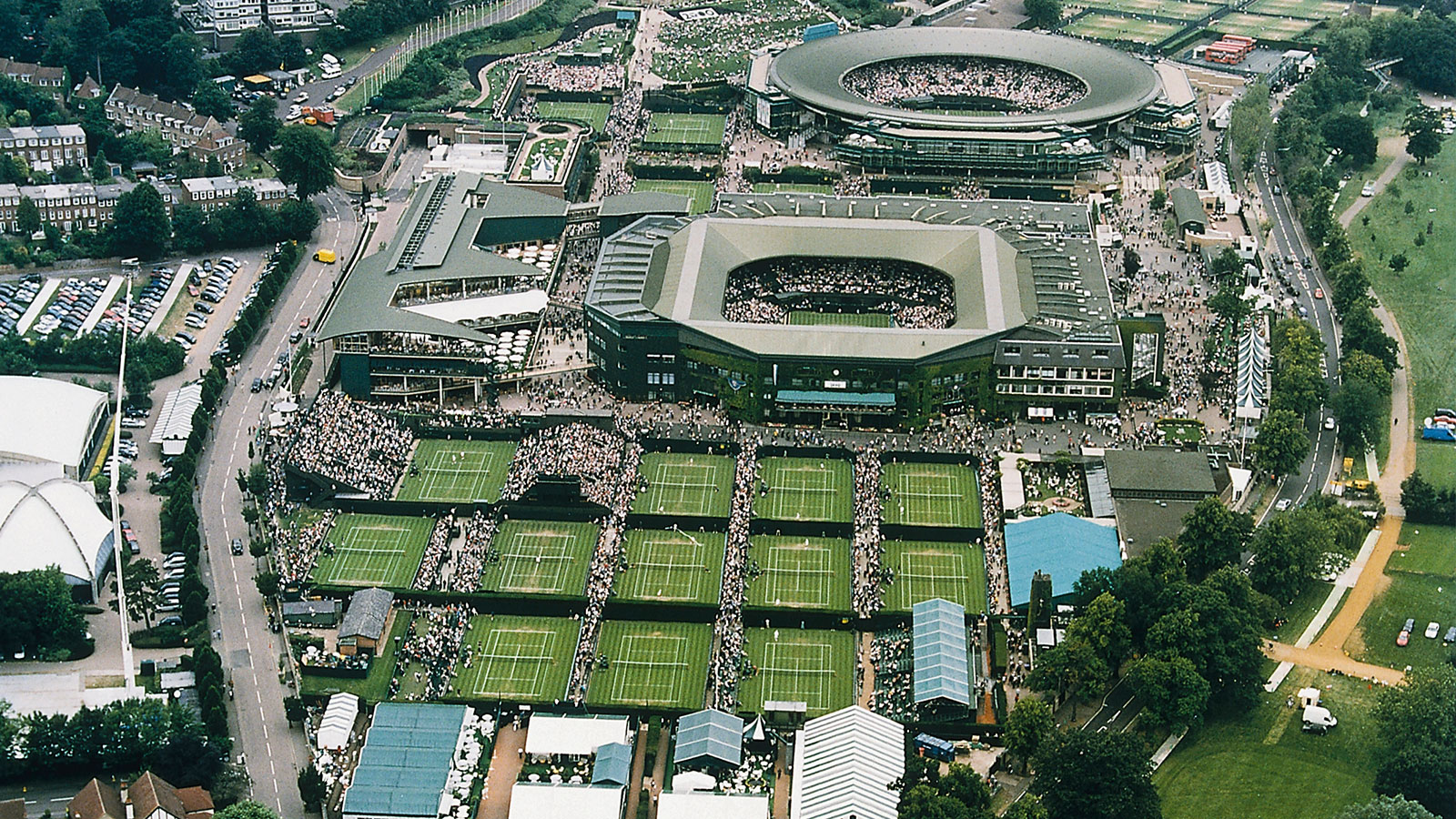 All England Lawn Tennis Club. Sursa foto: bdp.com