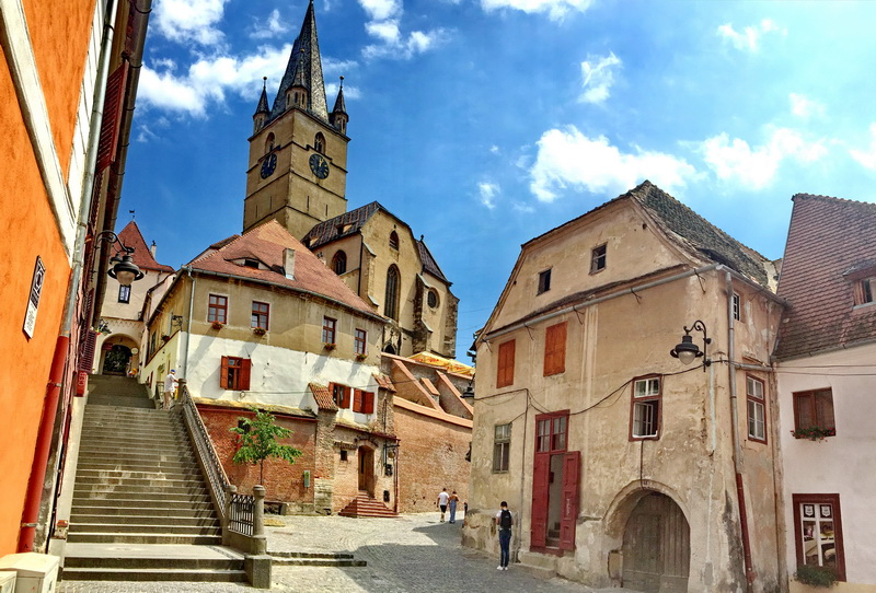 Weekend in Sibiu. 10 obiective turistice pe care sa le vizitezi