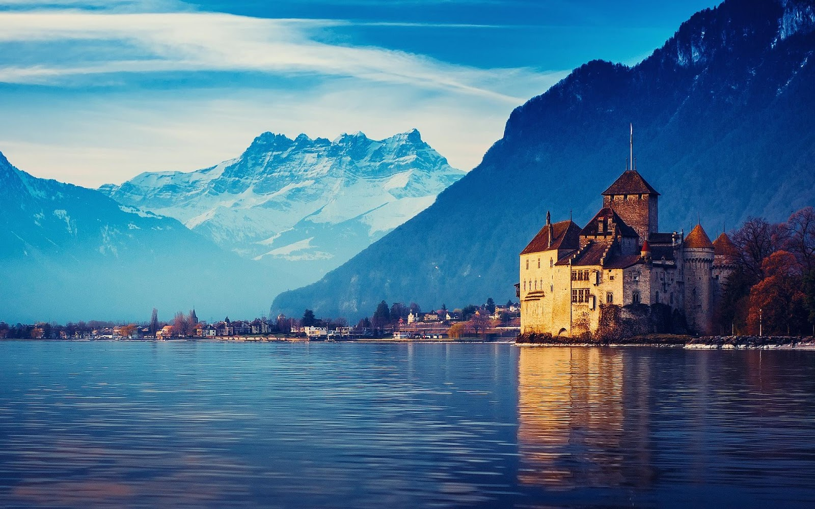 Image result for lacul leman