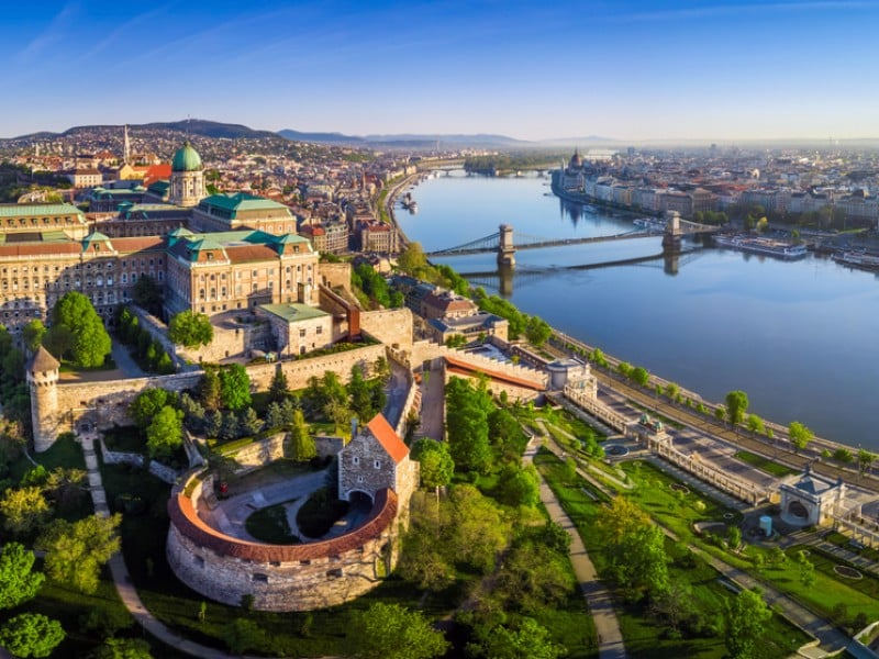 10 vacante ieftine in Europa: Budapesta